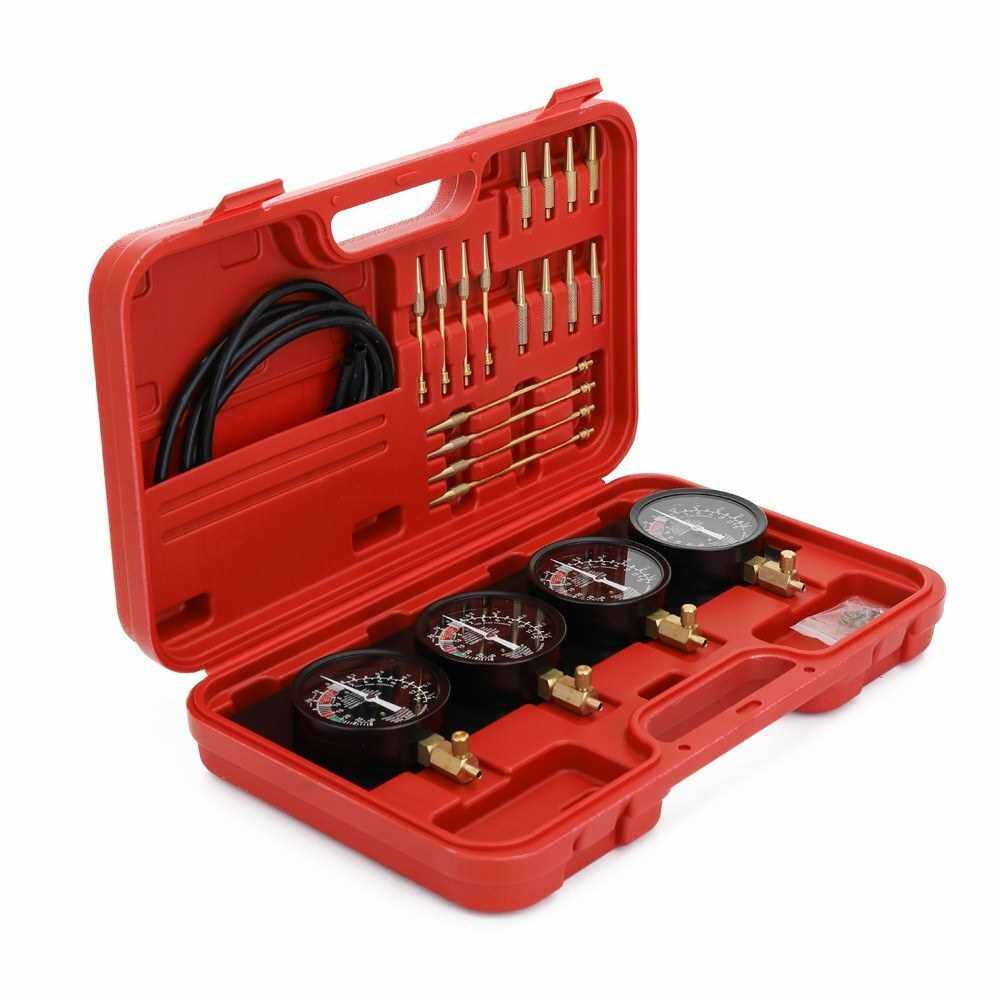 Fuel Vacuum Carburetor Synchronizer Adjustment Tool Kit SET