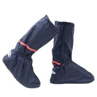 Giày Bệt Nam Nữ Đi Xe Máy, Không Thấm Nước Mưa Giày Bìa, Nylon Oxford Vải Xe Điện Ngoài Trời Không Thấm Nước Dày Chống Trượt thumbnail