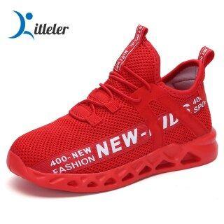 Trẻ Em Chạy Sneakers Giày Trẻ Em Nhẹ Thoáng Khí Giày Bé Trai Thường Ngày Chống Trượt Giày Thể Thao Bé Gái Đi Bộ Zapatillas thumbnail