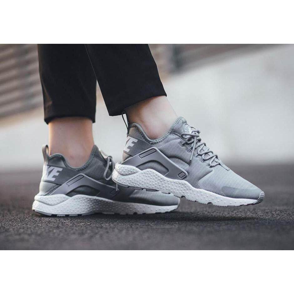 ยี่ห้อไหนดี  พัทลุง Nike_Air_Huarache_Ultra_ Stealth_Grey