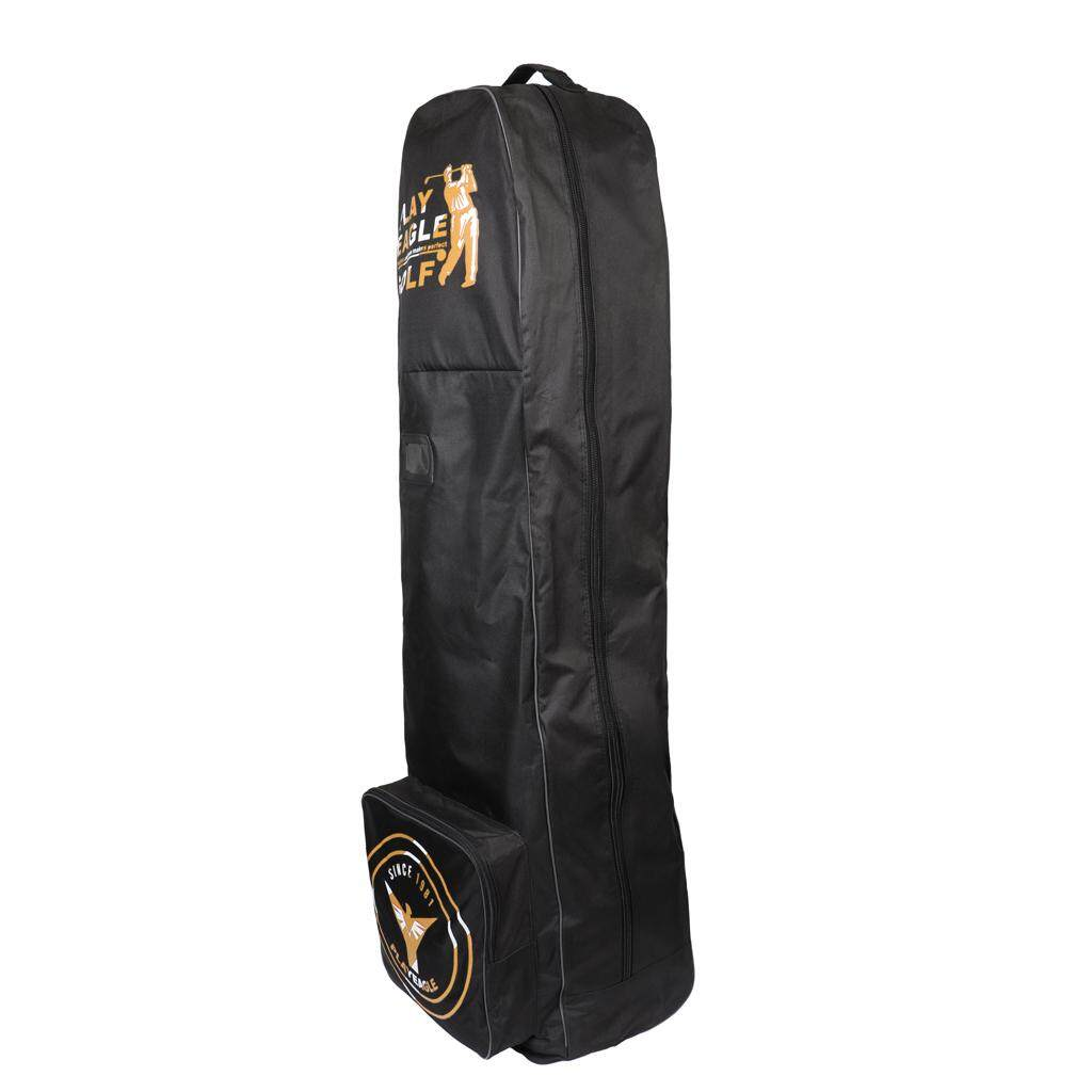 Flameer Folding Golf Storage Travel Bag Cover Flight Consignment Rolling Wheel Case By Flameer.