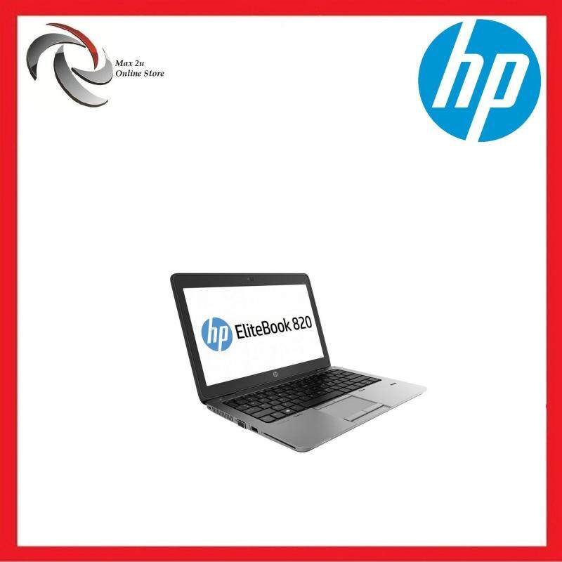 [Refurbished] HP ELITEBOOK 820 G1 ULTRABOOK - CORE I7-4600U/8GB/128GB SSD/Win8Pro / 12.5 / 1 Month Warranty + Free Bag & Mouse. Malaysia