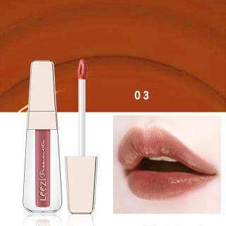 6 Warna Pelembap Bibir Lip Stain Velvet Kabut Glasir Bibir Matte Awet Tahan Air Tahan Lama Pelembab Makeup Lipstik thumbnail