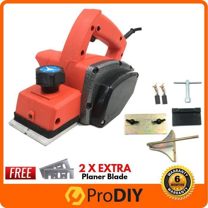 CK82001 Professional Wood Planer 500W Electric Power Multi-Function 82mm FOC 2x Planer Blade