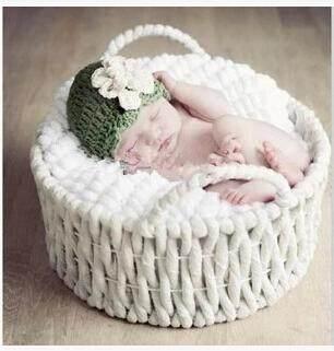 New Style Studio Children Photographic Prop/Studio Furniture/Baptism Baby Basket/Baptism Basket White Series Frame Special Offer