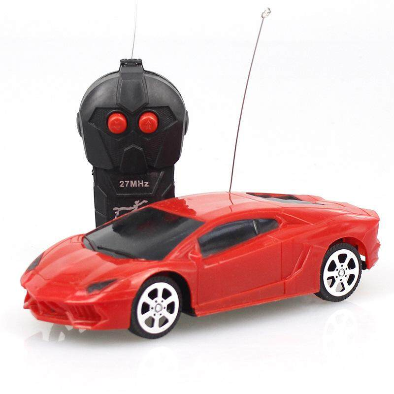 Sail Thinking Two-Way Remote Control Car Toy Remote Control Two-Way Toy By Jin Xin.