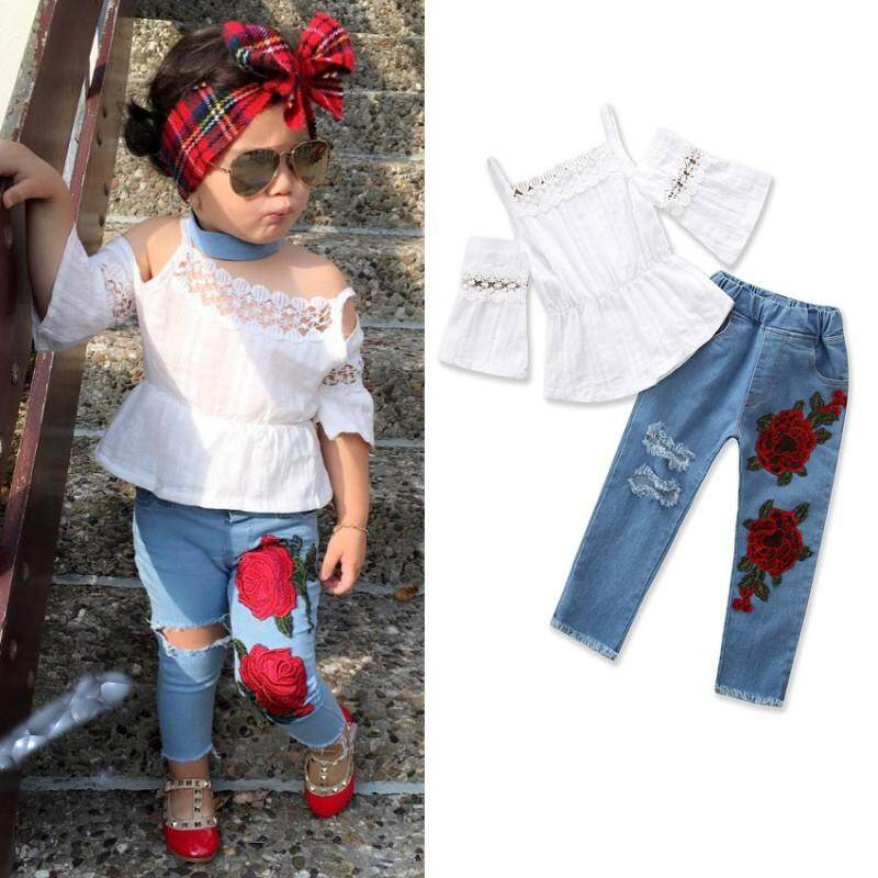 Baby Girls Sets Durable Modeling Clothing, Shoes & Accessories