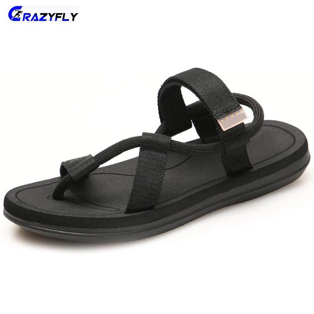 20364ac56968f0 Crazyfly Women Men Outdoor Comfortable Sandals Comfortable Anti-slip Hiking  Trekking Summer Beach Shoes