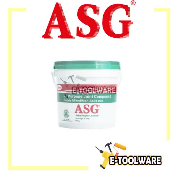 ASG PLASTER COMPOUND (READY-MIX) 5kg