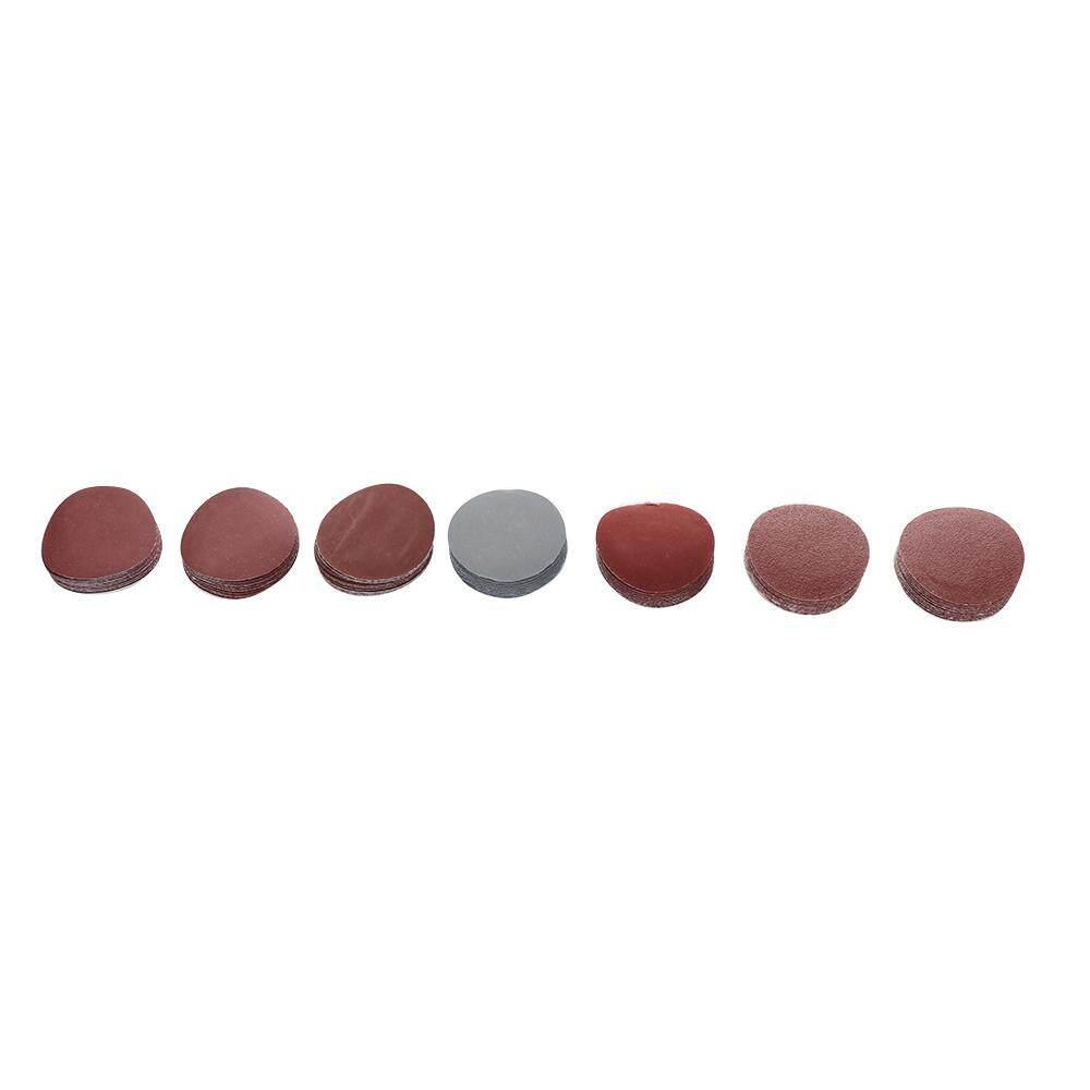 [Yige]100pcs 2 Inch Sander Disc 80 to 3000 Grit Sanding Polishing Pad Sandpaper