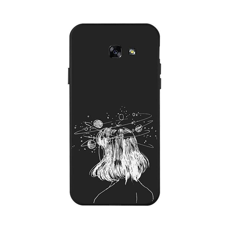 Product details of AKABEILA Phone Cases For Samsung Galaxy A5 2017 A520F A520F/DS A520K A520L A520S A520 A5200 5.2 inch Black Soft TPU Hot Silicone ...