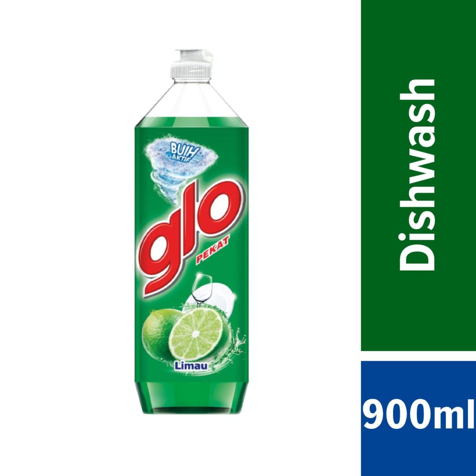 Glo Pekat Lime Dishwashing Liquid 900ml