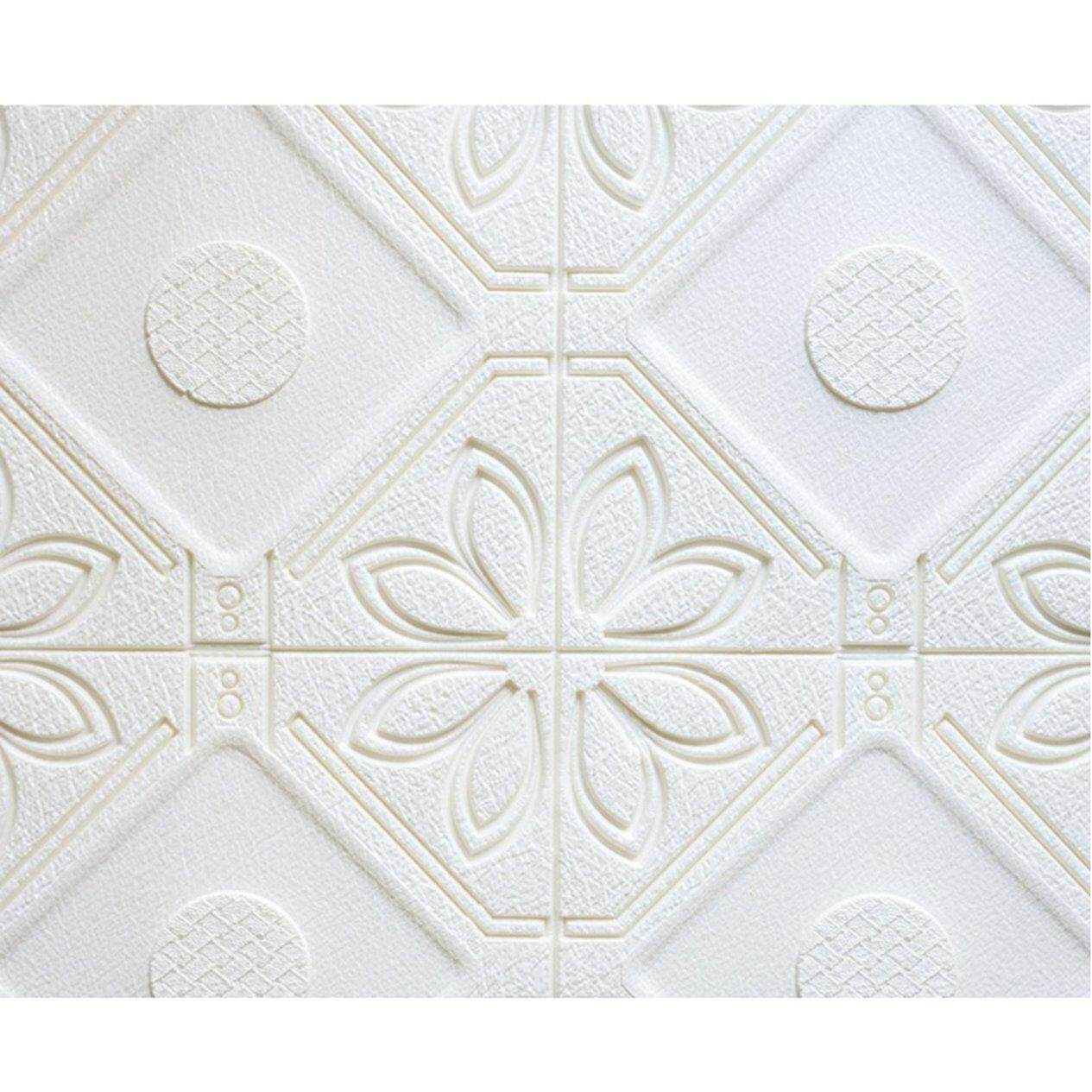 Hot Sellers 3D Wall Panels Peel and Stick Wallpaper Self-Adhesive Design for Living Room