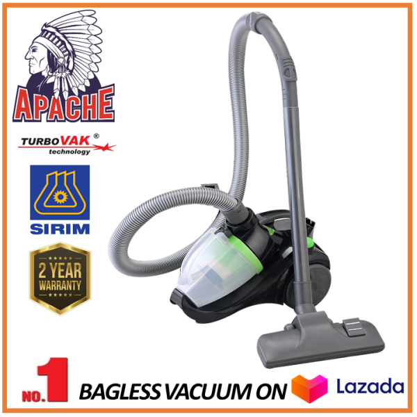 APACHE TurboVAK® VC1001 Bagless Powerful HEPA Wet Dry Vacuum Cleaner Dust Extractor 2L + 2 YEAR WARRANTY + FREE SHIPPING