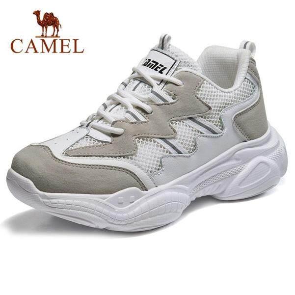 Giày Nữ CAMEL Giày Thể Thao Thời Trang Giản Dị Giày Chạy Nhẹ Thoáng Khí giá rẻ