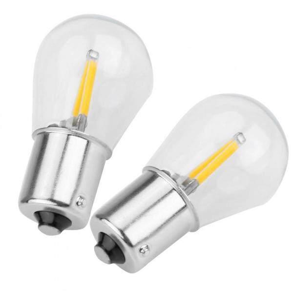 Cặp Đèn LED COB Nhấp Nháy Thủy Tinh 1156 Đèn Báo Rẽ Lùi Cho Xe Hơi Bóng Đèn Phanh Đuôi Xe