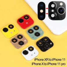 [185]Miếng Dán Màn Hình Điện Thoại Di Động, 1 Miếng Dán Thay Đổi Giây Cho iPhone XR X Sang iPhone 11 Pro Max