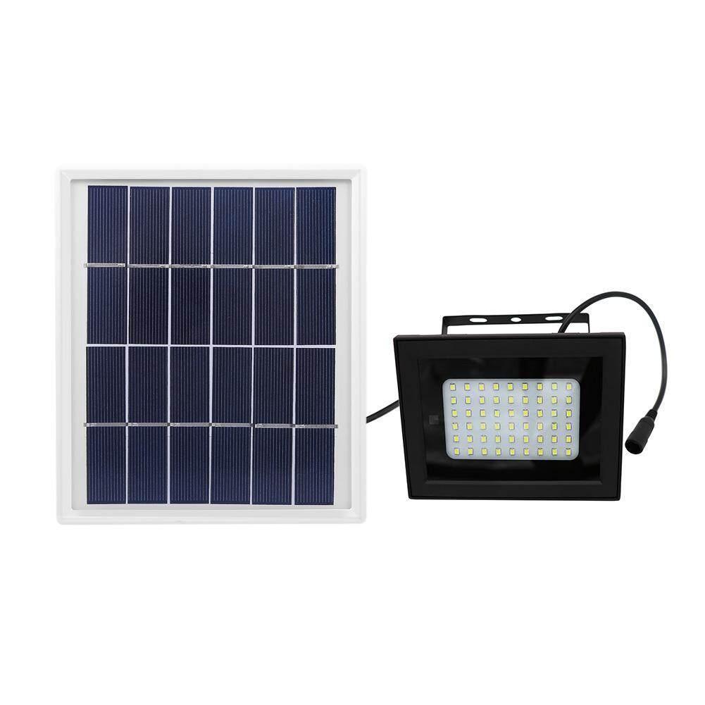 54 LED Remote Control Waterproof Solar Lamp Garden Courtyard Outdoor Light