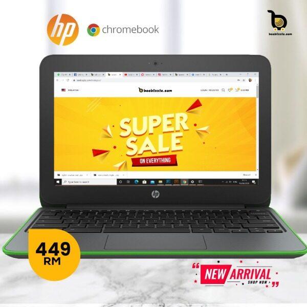 HP Chromebook , 12  inches Chromebook - Intel Celeron N3050 Dual-core (2 Core) 1.60 GHz Windows chrome OS Malaysia