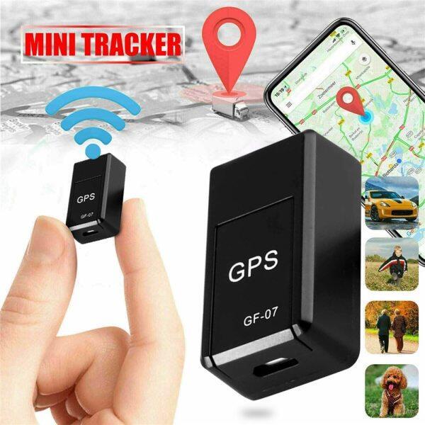 GF-07 Thiết Bị Định Vị Thiết Bị Định Vị SOS Từ Tính Thời Gian Chờ GPS Mini Máy Ghi Âm, Thiết Bị Theo Dõi GPS Xe Hơi Cầm Tay