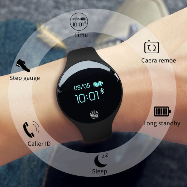 Bluetooth Smart Watch Men Women Watch Call Reminder Photography SANDA Sports Top Multifunction Smart Watch For IOS And Android Malaysia