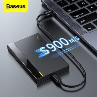 Baseus HDD Case 2.5 Bộ chuyển đổi SATA sang USB 3.0 Bao vây ổ cứng cho SSD Đĩa HDD Hộp loại C 3.1 Vỏ HD Bao ngoài ổ cứng gắn ngoài thumbnail