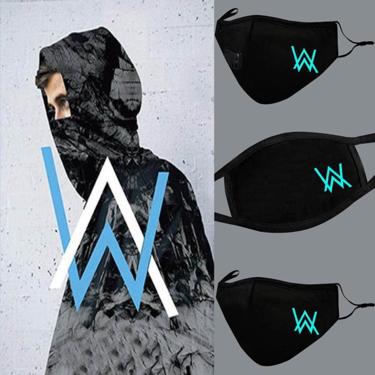 2XS 4XL Alan Olav Walker Faded DJ 3D Hoodies Full Print Color Fashion Size