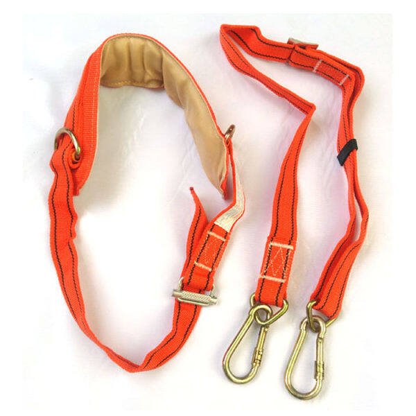 National standard safety belt, electrician and electric power, all-around five-point full-body aerial work, double safety belt, belt