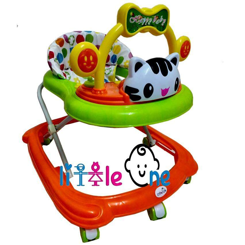 Walker Baby Model WL108 Meow Comes with Toys with Stopper and English Music!