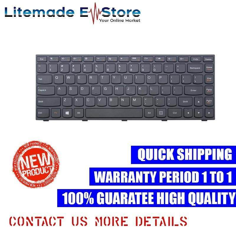 Replacement Lenovo Z40 Series Laptop Keyboard Malaysia