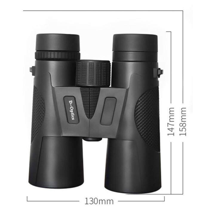Binoculars 12X42 Lens Camping Scopes Large Eyepiece Telescope Professional Binocular HD | Lazada