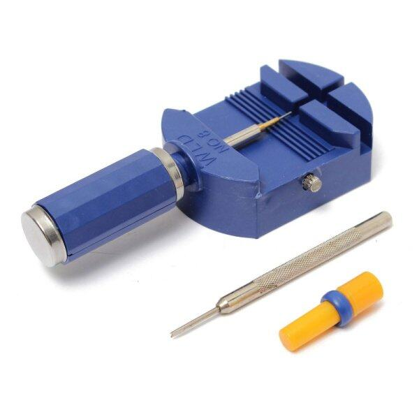 Nơi bán Đồng hồ đeo tay 3in1 dây đeo điều chỉnh liên kết loại bỏ pin + Công cụ sửa chữa loại bỏ thanh lò xo-