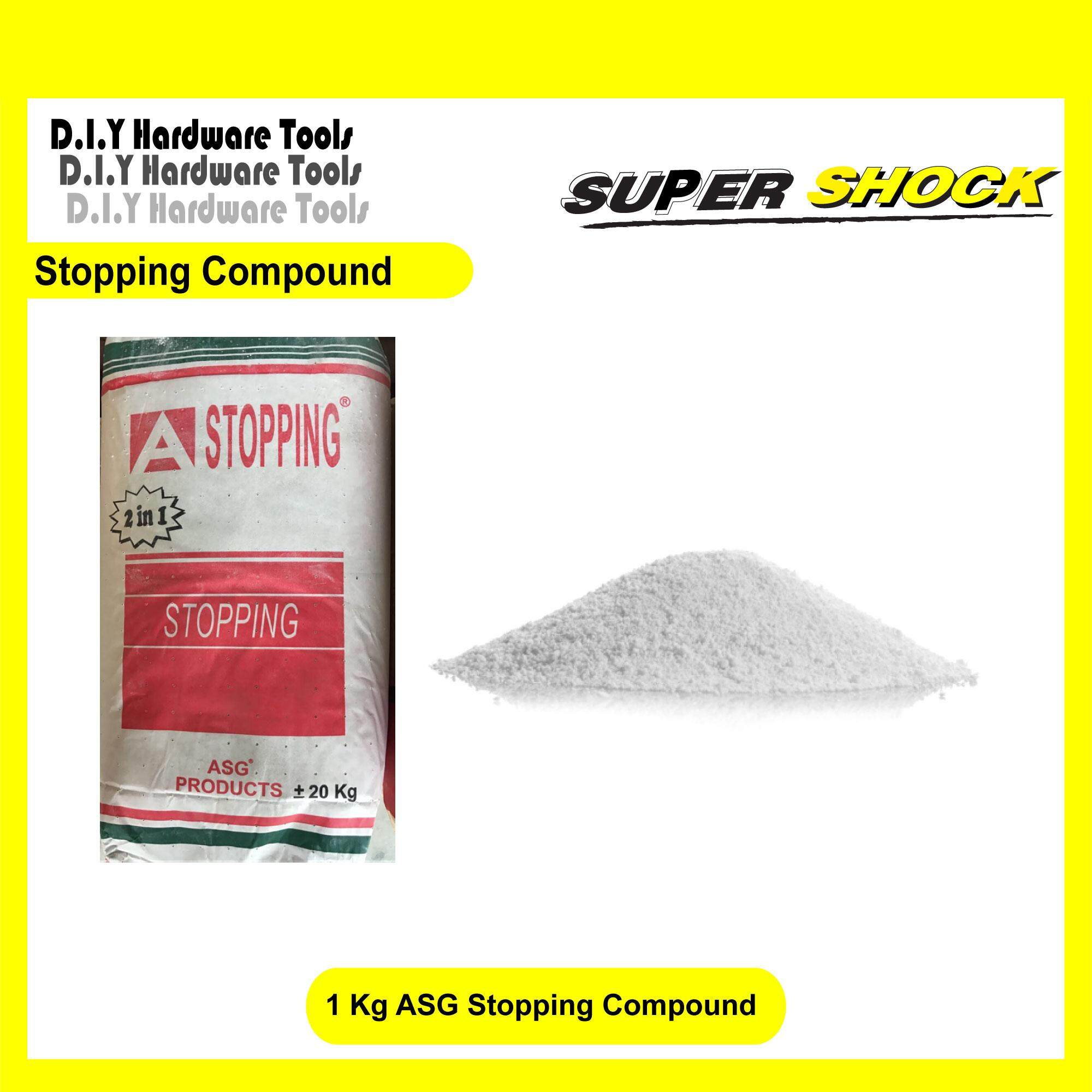 1 Kg Stopping Compound / Plaster Ceiling Compound