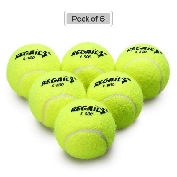 Bảng giá Gói 6 Quả Bóng Tennis Không Áp Lực Với Túi Lưới Cao Su Nảy Luyện Tập Bóng Tennis Đồ Chơi Thú Cưng
