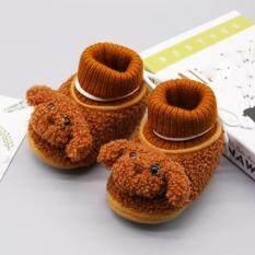 Giày Cotton Thời Trang Cho Bé Gái Giày Cotton Thời Trang Cho Trẻ Mới Biết Đi