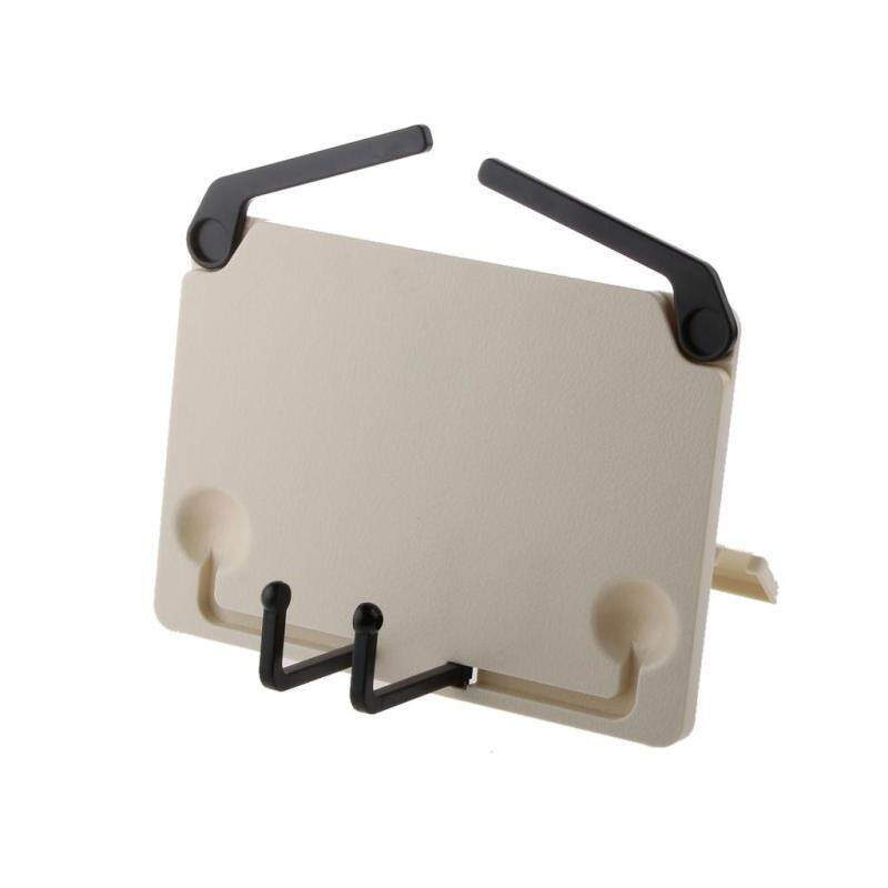 Loviver Adjustable Bookstand Reading Holder for Books Music Documents iPads-Beige Malaysia
