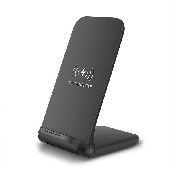 Giá Đế Sạc Không Dây Nhanh Qi 15W Cho Samsung S10 S9 Note10 iPhone 11 Pro Max X XS XR 8 Plus Huawei P30 Pro Trạm Sạc