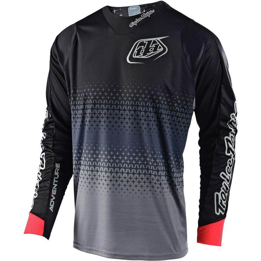 bb7d59e9a Men s Pro Motocross Jersey Motorcycle DH BMX MX Dirt Bike Racing Shirt  Enduro Racewear
