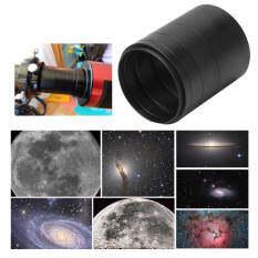 Ống mở rộng, Ống mở rộng hợp kim đen 5mm 10mm 15mm 30mm M48 * 0.75, phụ kiện kính viễn vọng thiên văn chuyên nghiệp thực tế