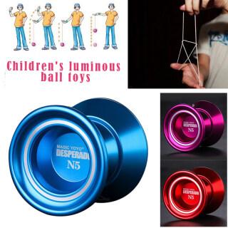 1 Cái Dây Hợp Kim Nhôm YoYo Chuyên Nghiệp Yo-Yo Bóng Mang, Cho Người Mới Bắt Đầu Dành Cho Người Lớn Trẻ Em Đồ Chơi Cổ Điển thumbnail