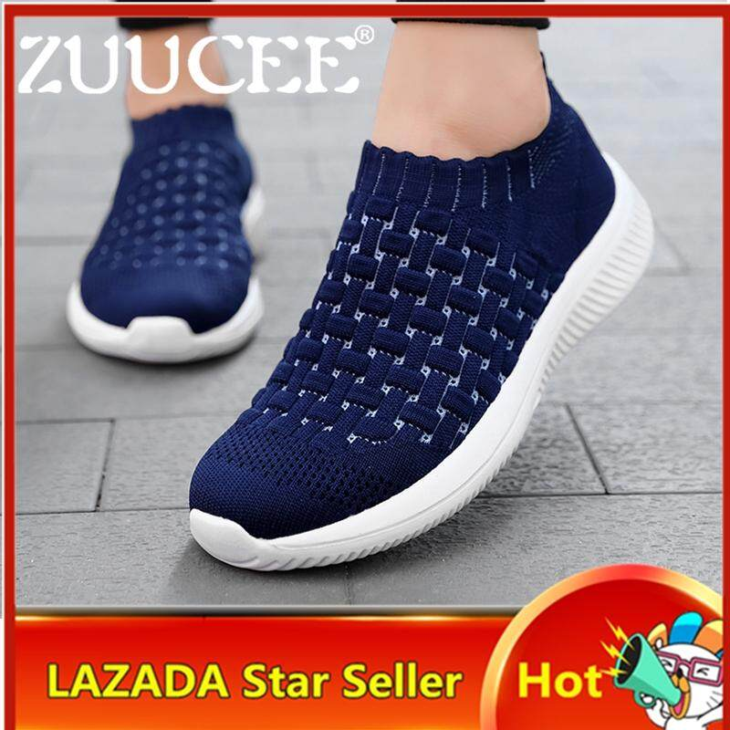Women Casual Mother Shoes Socks Shoes