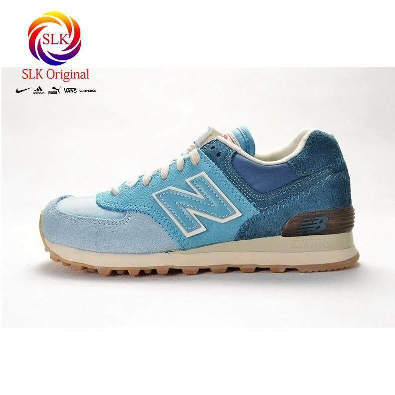 สอนใช้งาน  พิจิตร SLK เดิม★NEW BALANCE รองเท้าบุรุษสำหรับรองเท้าผู้หญิงรองเท้าผ้าใบ 36-44