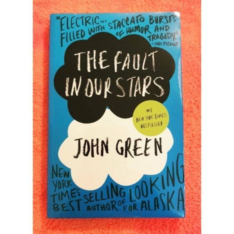 【Ready Stock】The Fault In Our Stars Malaysia
