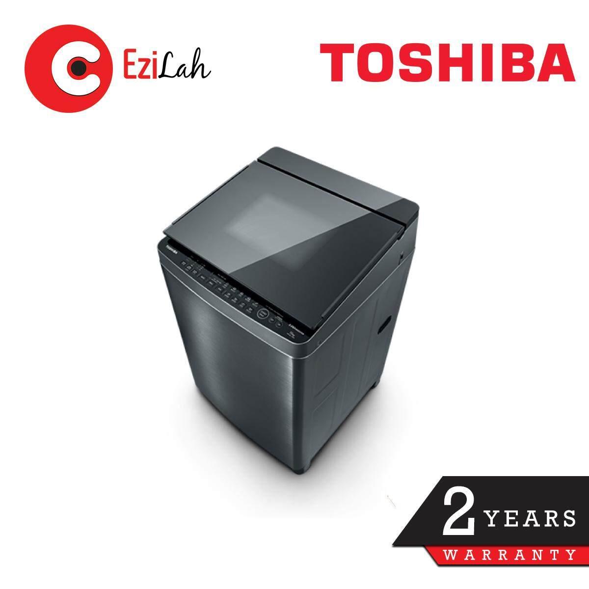Toshiba 16kg SDD Inverter - NANO Wash Washing Machine AW-DUG1700WM