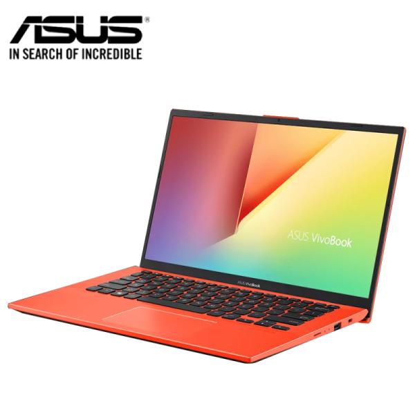Asus Vivobook A412U-ABV495T 14 Laptop Coral Crush - Orange ( Pentium 4417U, 4GB, 256GB SSD, Intel, W10 ) Malaysia