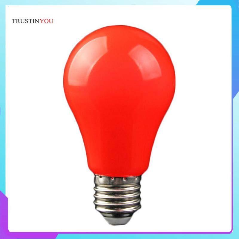 E27 5W 175-265V LED Màu Đèn Nến Tiệc KTV Đèn Sân Khấu Trang Trí Căn Phòng
