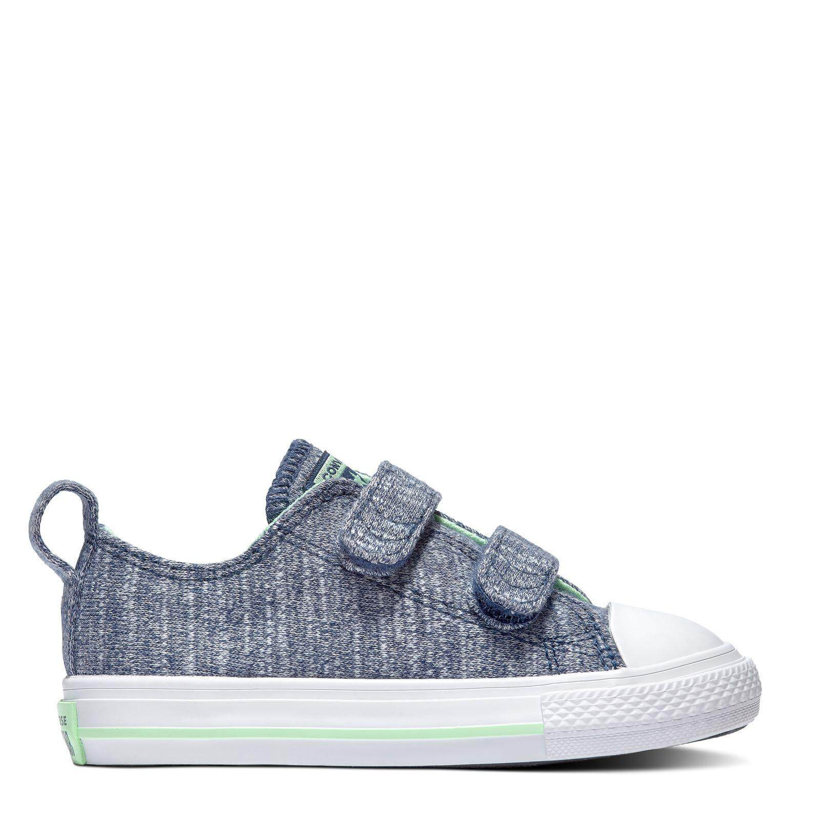 Converse Kids Infant Chuck Taylor All Star 2v Pop Woven Low Top Sneaker