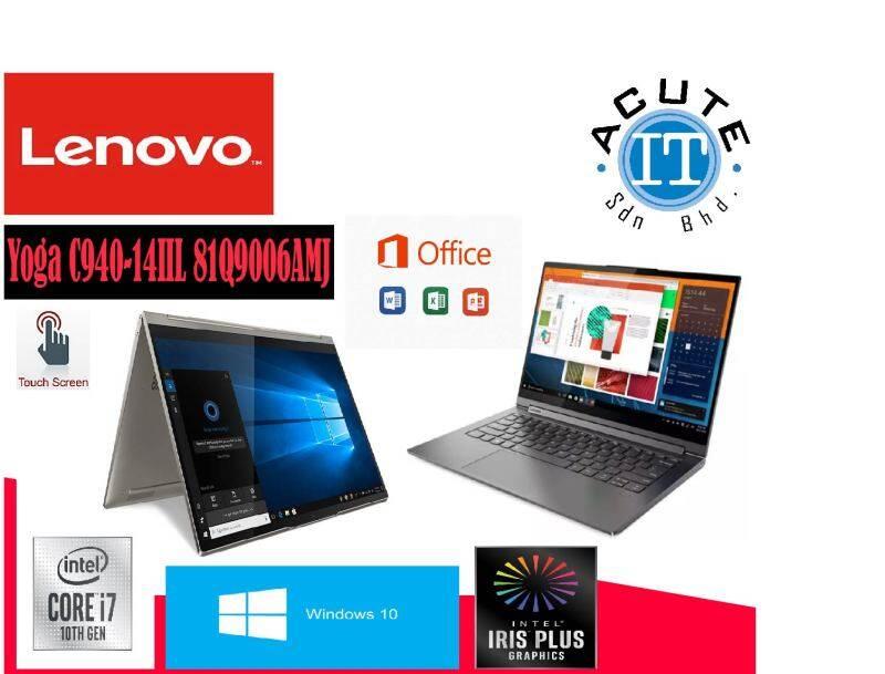 Lenovo Yoga C940-14IIL 81Q9006AMJ Malaysia