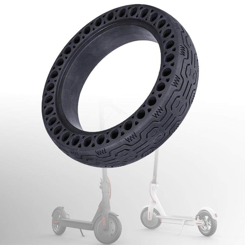Anti-Explosion Solid Tyre Front Rear Tire For Xiaomi Ninebot Electric Scooter image