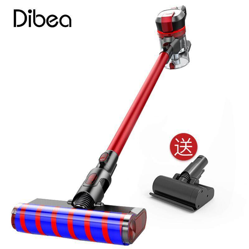 Dibea D008 pro wireless vacuum cleaner household high-power handheld vertical charging car small car with dust removal machine Singapore